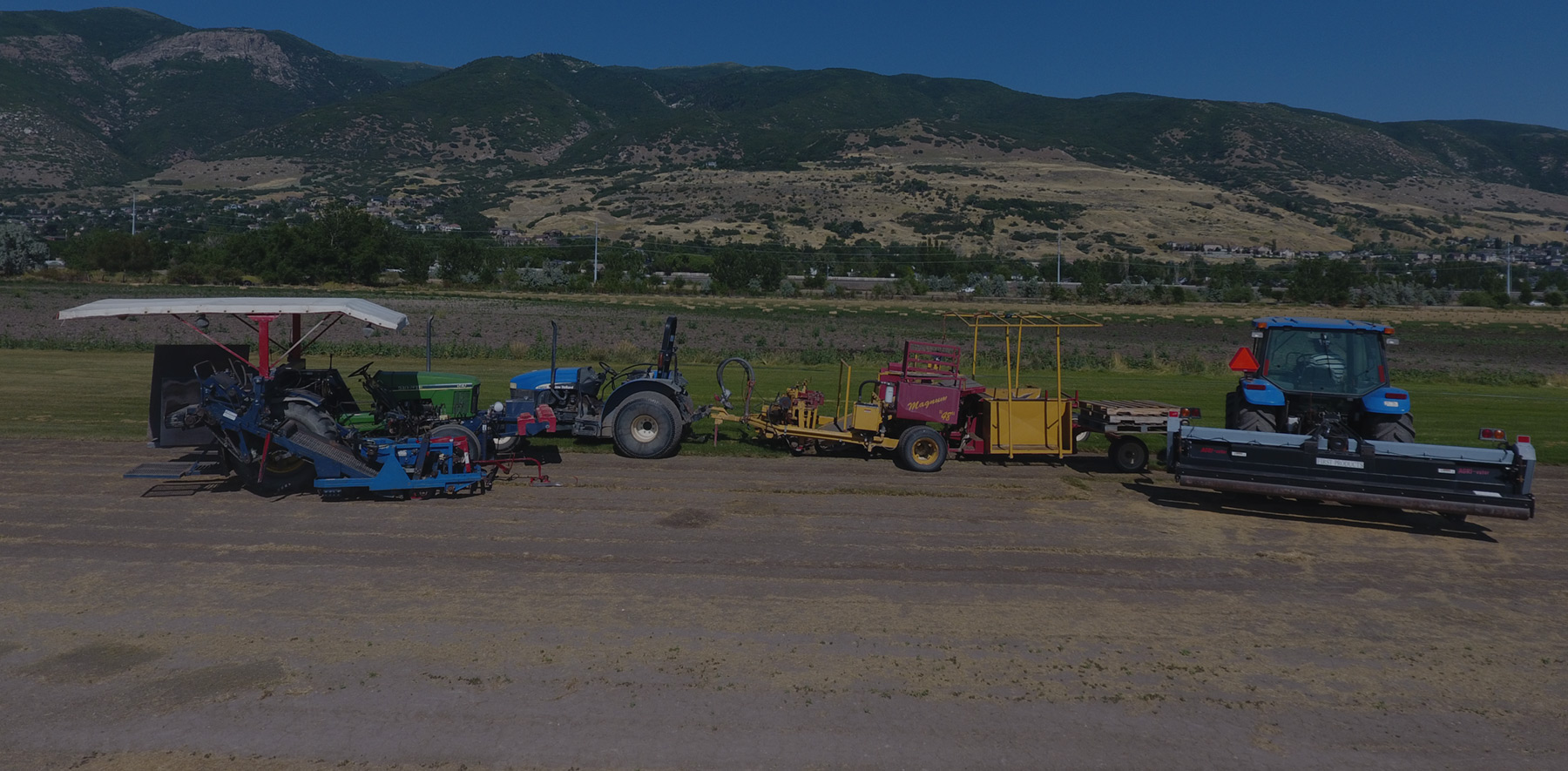 Used Sod Farm Equipment